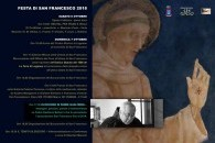 FESTA DI SAN FRANCESCO 2018 E RICORDO DI PADRE GUALTIERO BELLUCCI A LUGNANO IN TEVERINA
